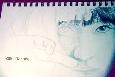 059 [Sketch] by FiendNinja