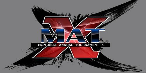 Montreal Annual Tournament X Logo by FiendNinja
