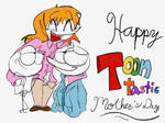 Happy Toontastic Mother's Day!
