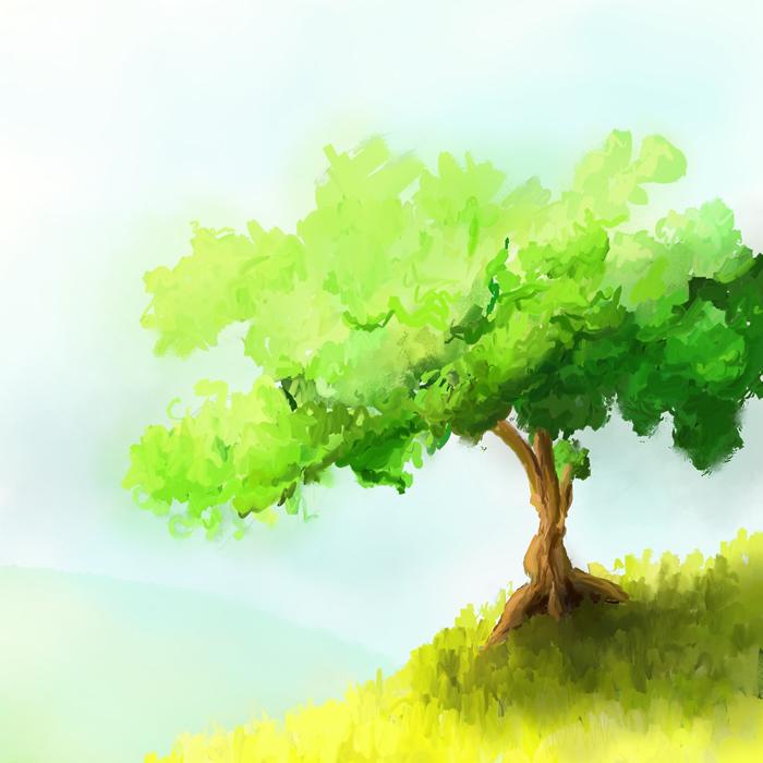 Tree by Kajenx