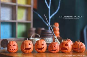 Jack O'Lanterns! by TheMiniatureBazaar