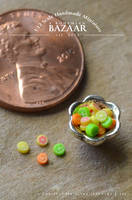Citrus Candies Size Reference by TheMiniatureBazaar