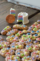 Baked Easter Goods // 1:12 Scale Miniature by TheMiniatureBazaar