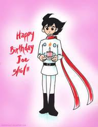 Happy Birthday Joe by inertbiscuit