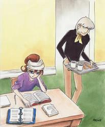 homework by inertbiscuit