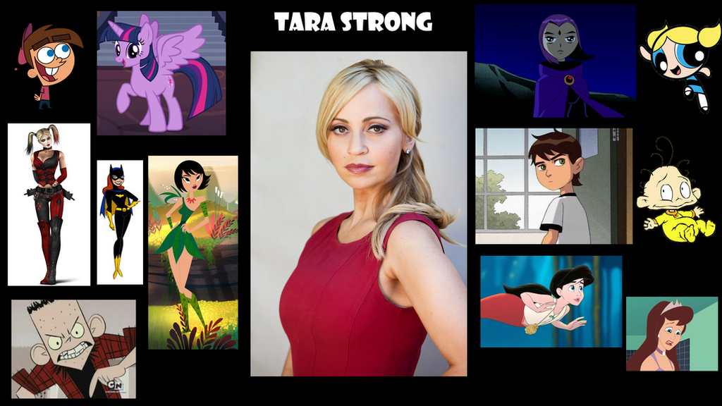 tara strong by alexmination98 on deviantart