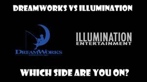 DreamWorks vs Illumination