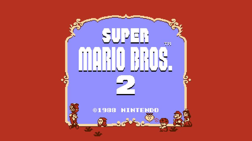 Super Mario Bros 2 review by Alexmination98 on DeviantArt