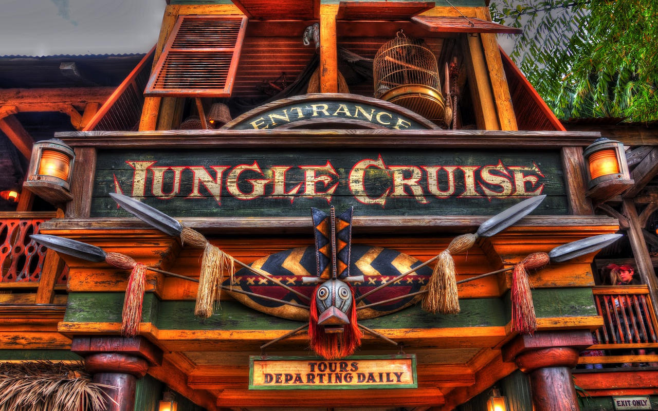 Theme Park Review Jungle Cruise By Alexmination98 On Deviantart