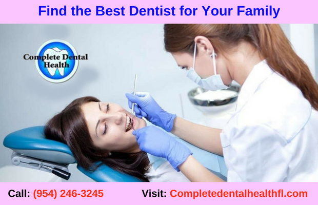 how to find the best dentist