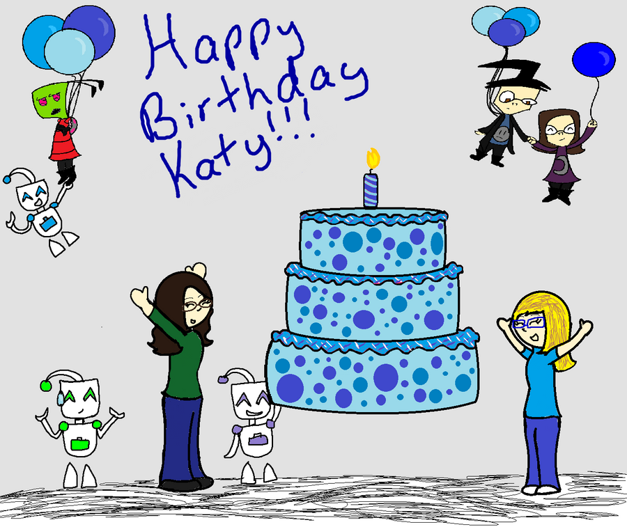 Happy Birthday Katy15