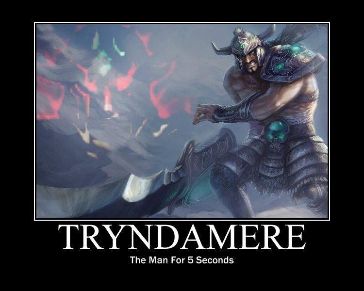 Get diamond in a week as Tryndamere! - League of Legends ...