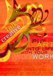 typography-creative talk