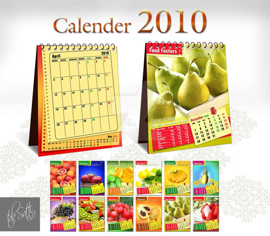 calender 2010