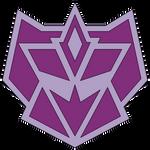 Transformers  Generation 2 Decepticons Symbol