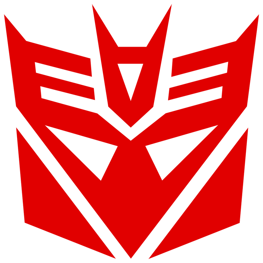 Transformers Shattered Glass Decepticons Symbol By Mr Droy On
