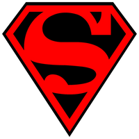 Superboy Logo by mr-droy