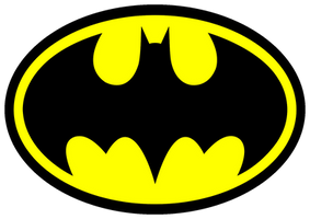 Batman Logo by mr-droy