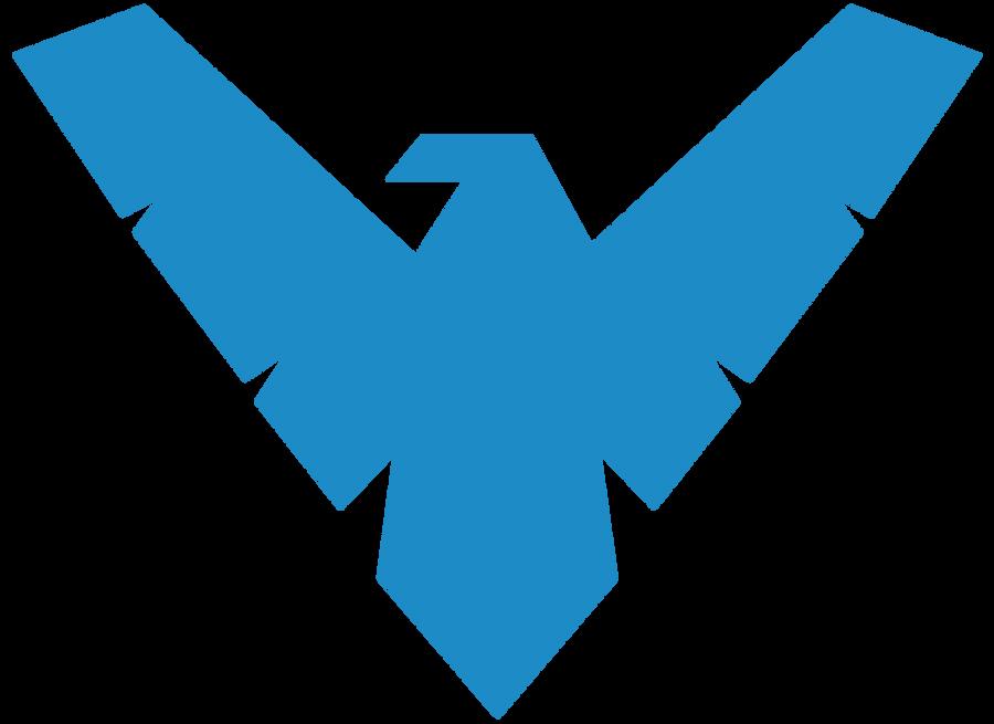 Nightwing Logo by mr-droy on DeviantArt