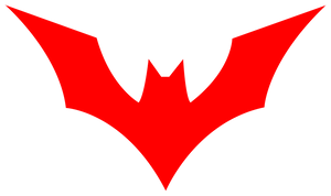 Batman Beyond Logo by mr-droy