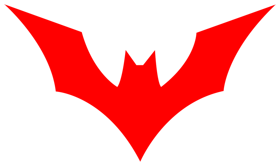 Batman Beyond Logo By Mr Droy On Deviantart