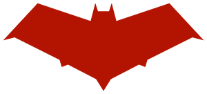 Red Hood Logo by mr-droy