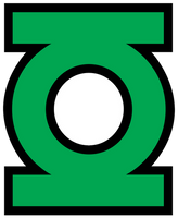 Green Lantern Logo by mr-droy