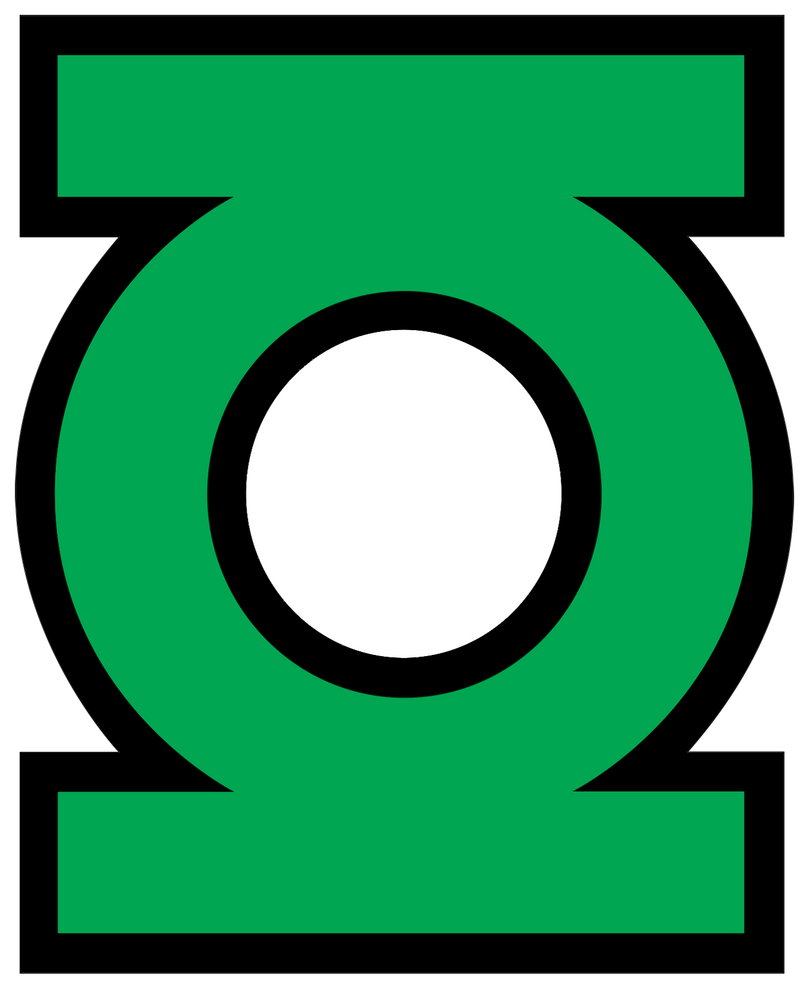 It's just an image of Nerdy Green Lantern Clipart