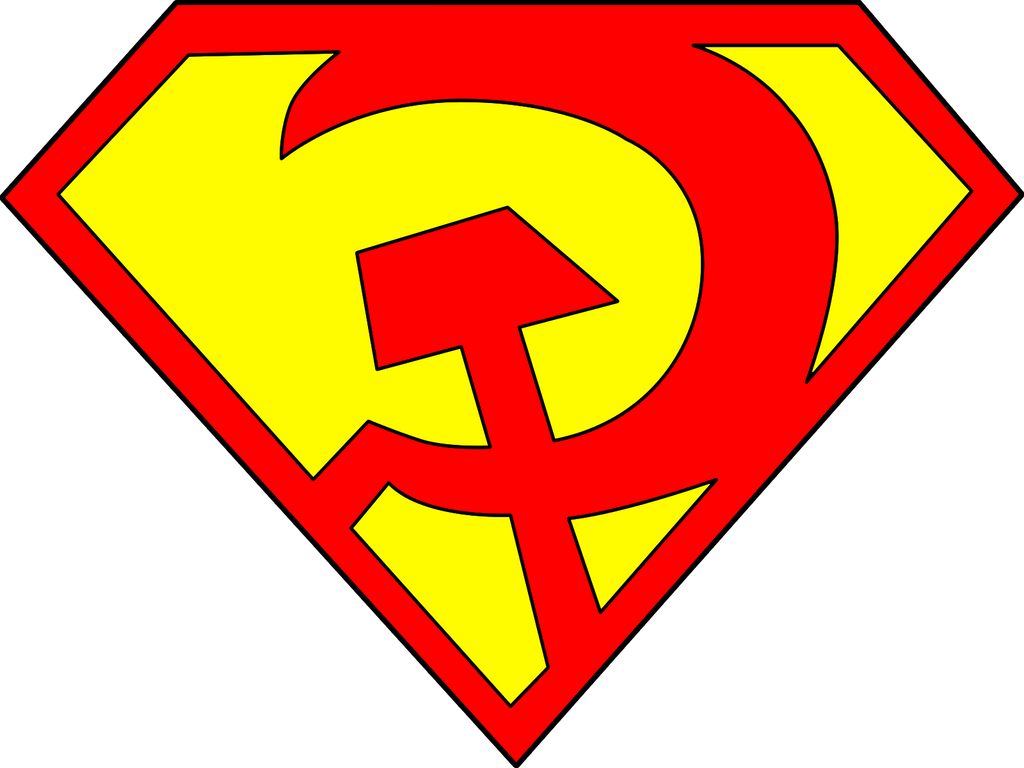 superman ussr logo by mr droy on deviantart rh mr droy deviantart com ussr logo text ussr logo vector