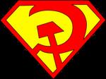 Superman USSR Logo