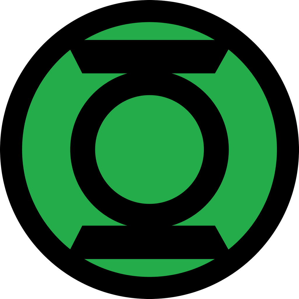 Green Lantern Corps Symbol by mr-droy on DeviantArt
