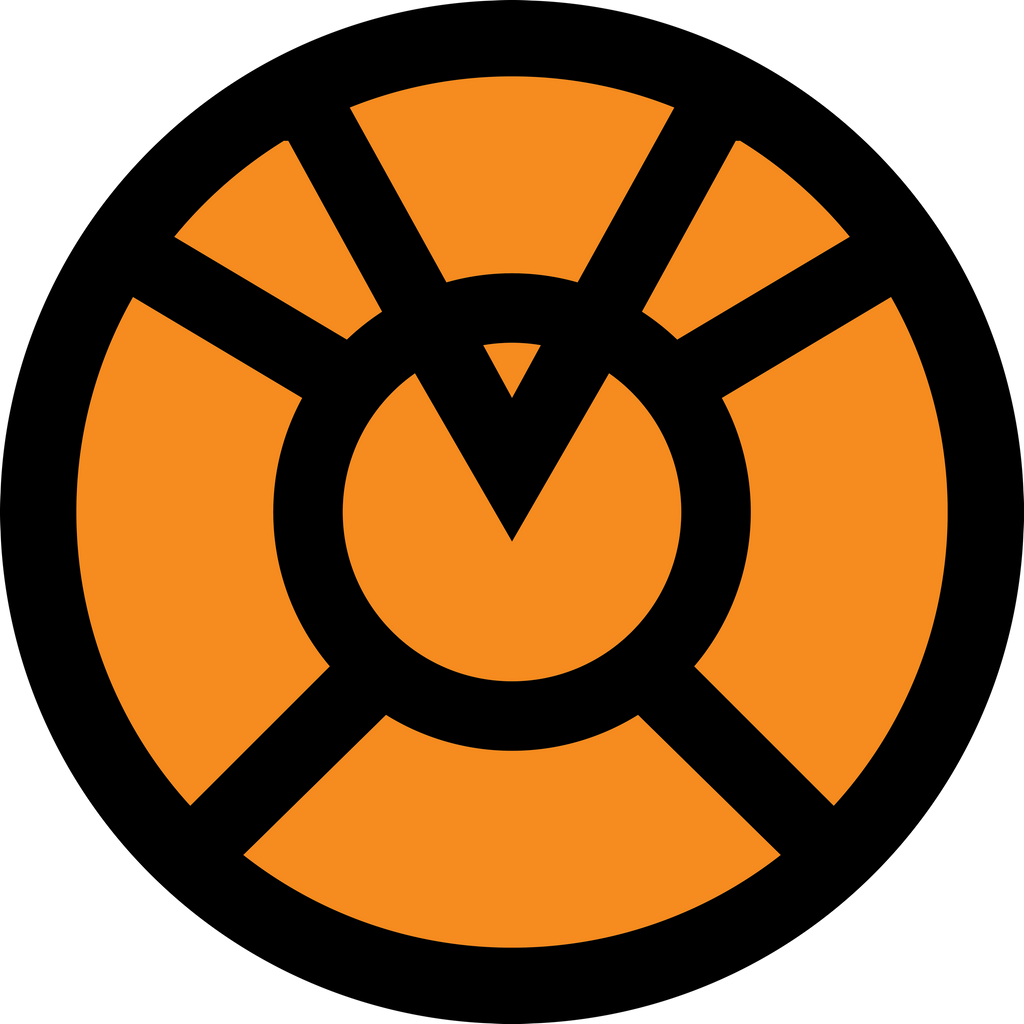 Lanterns corps by mr droy on deviantart orange lantern corps symbol by mr droy biocorpaavc Gallery