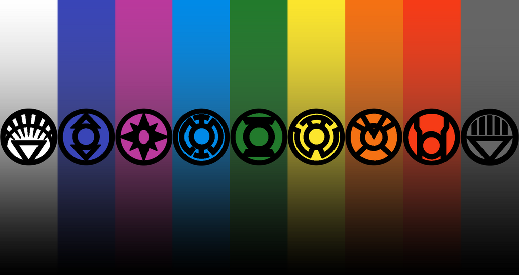9 Lantern Corps Wallpaper 2 By Mr Droy On Deviantart