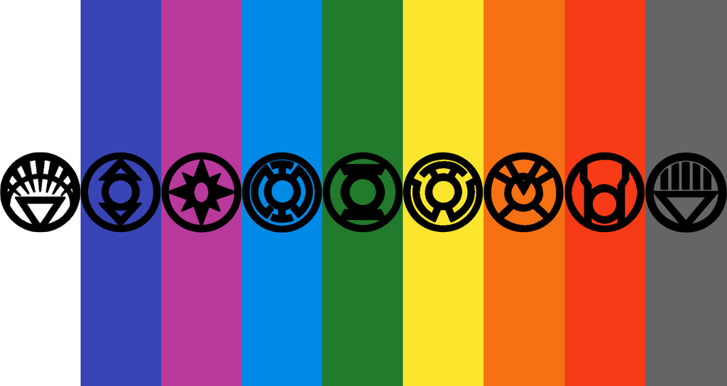9 Lantern Corps Wallpaper 1 By Mr Droy On Deviantart