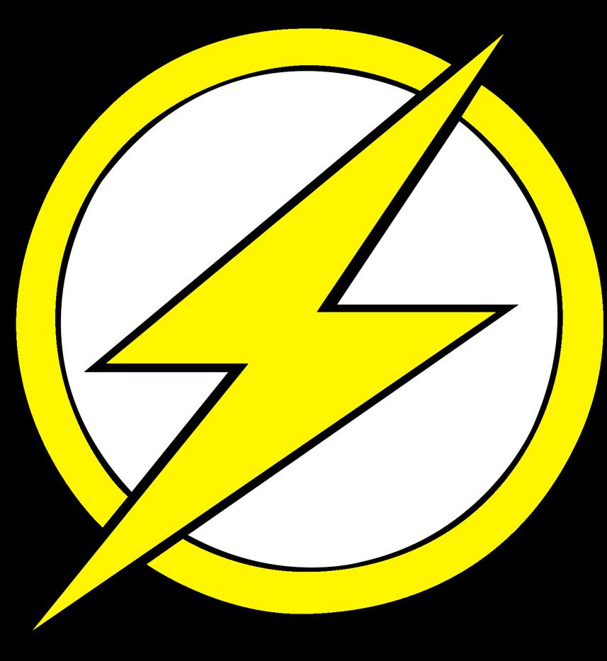 Kid Flash logo ...