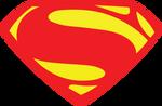Man of Steel logo Fill