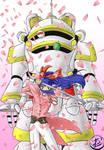 Sakura Taisen fanart by KingMetalZel