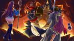 Atelier Meruru - Battle with Airshatter
