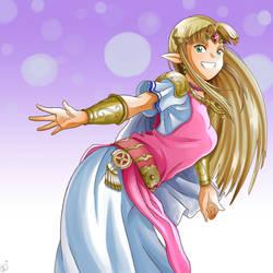 Super Smash Bros. Ultimate: Zelda