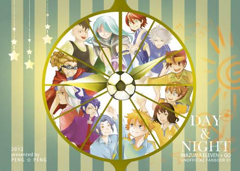 Inazuma Doujinshi Cover Sample