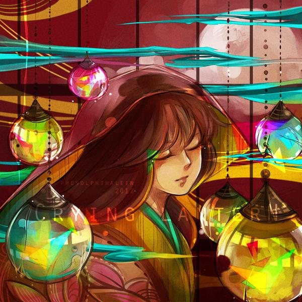 Sailor Moon. Crying Lantern by kagurafuuko