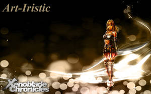 Xenoblade, Fiora by Art-Iristic