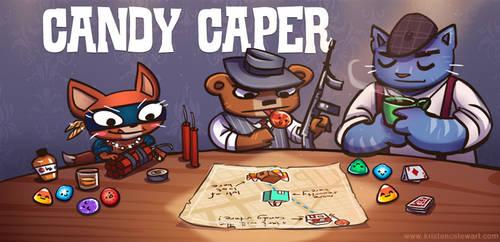 Candy Caper concept