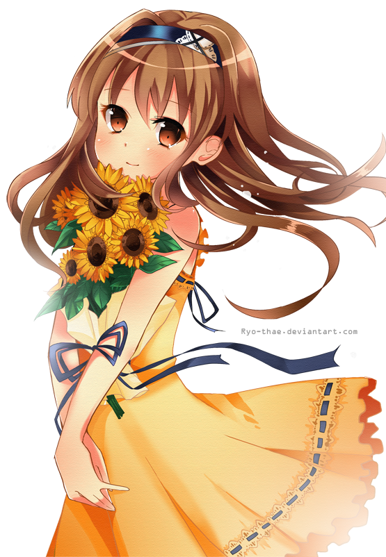 Summer [Sunflower] by Ry-thae