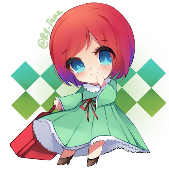 Cheeb Commission For Hana X Yuki Transparent by Ry-thae