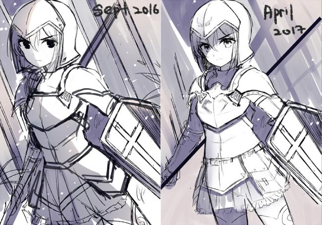 Improvement Meme by Ry-thae