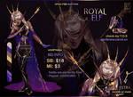 [CLOSED][ADOPTABLE] Royal Elf