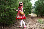 Little Red Riding Hood pt. 2