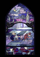 The Great Mouse Detective by fluoroid