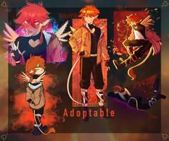 Adoptable auction #19 [open] by VilkaVilla